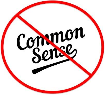 Is it Really Common Sense?