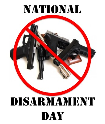 National Disarmament Day?