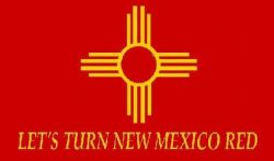 New Mexico's Red Flag Disgrace