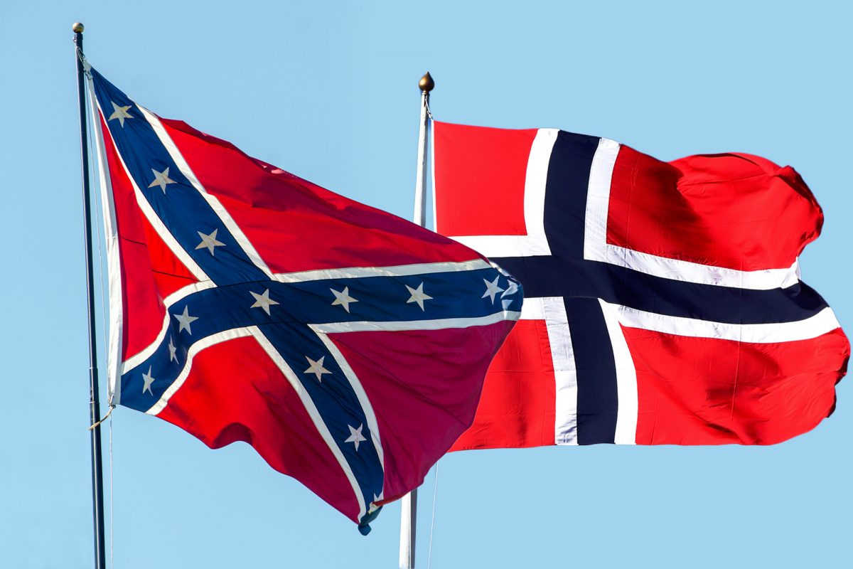 Those Damn Racist Norwegians??