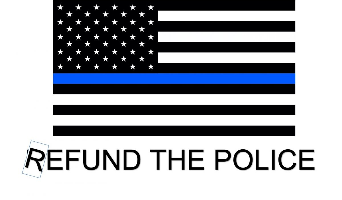 Re-fund The Police