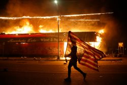 Riots & Broken Windows Theory