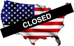 Closed USA