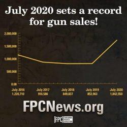 Gun Buys vs. Gun Votes